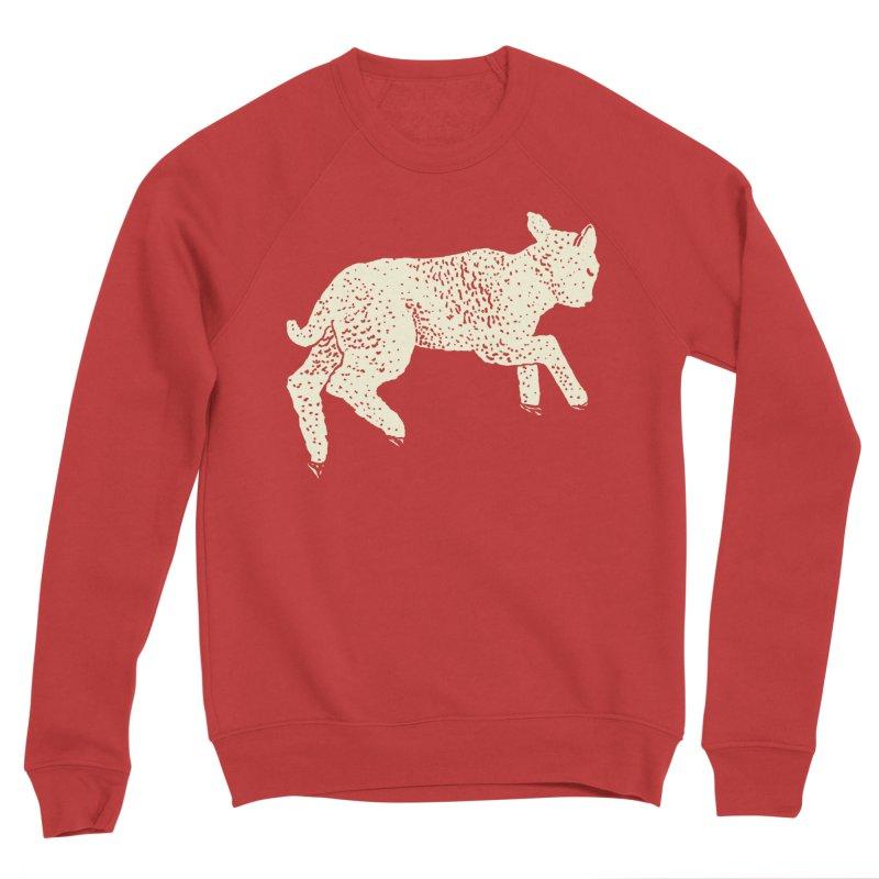Little Leaping Lamb Women's Sponge Fleece Sweatshirt by Martina Scott's Shop