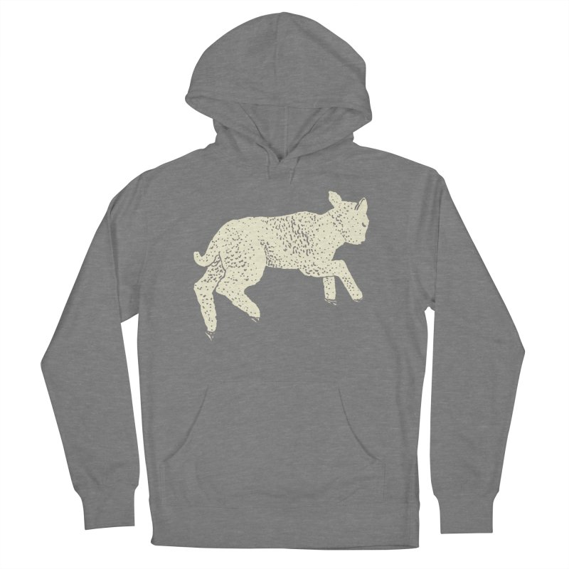 Little Leaping Lamb Women's French Terry Pullover Hoody by Martina Scott's Shop