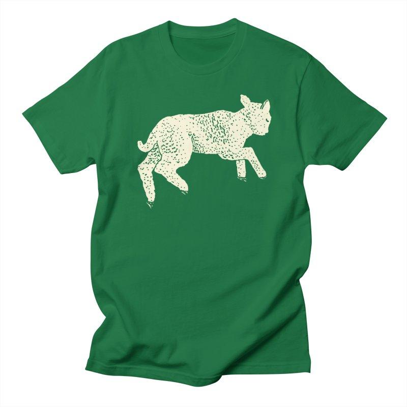 Little Leaping Lamb Women's Regular Unisex T-Shirt by Martina Scott's Shop