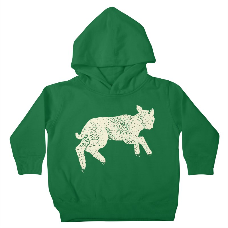 Little Leaping Lamb Kids Toddler Pullover Hoody by Martina Scott's Shop