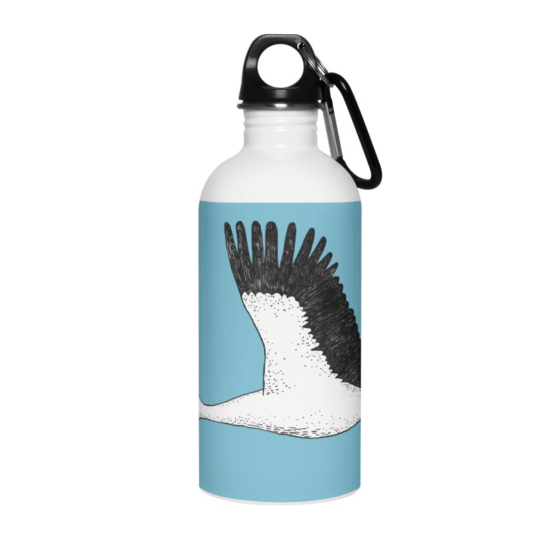 Special Delivery Accessories Water Bottle by Martina Scott's Shop