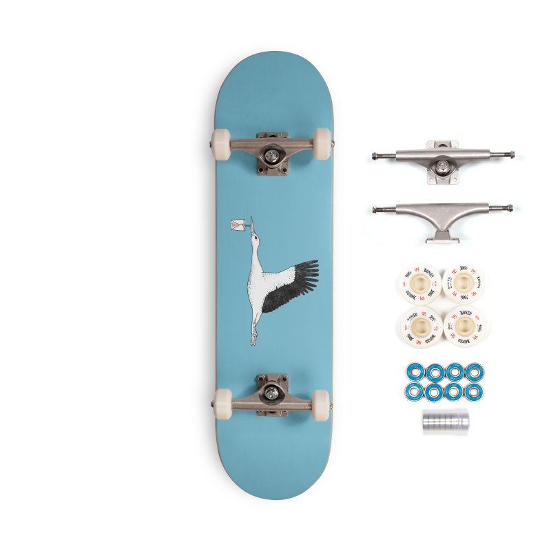 Special Delivery Accessories Complete - Premium Skateboard by Martina Scott's Shop