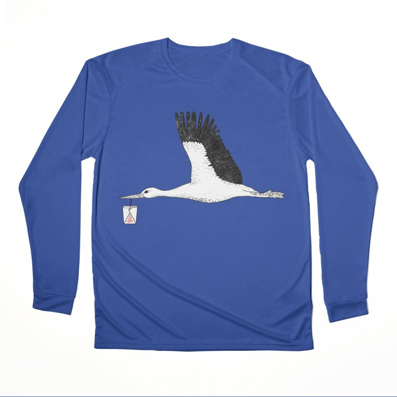 Special Delivery Men's Performance Longsleeve T-Shirt by Martina Scott's Shop