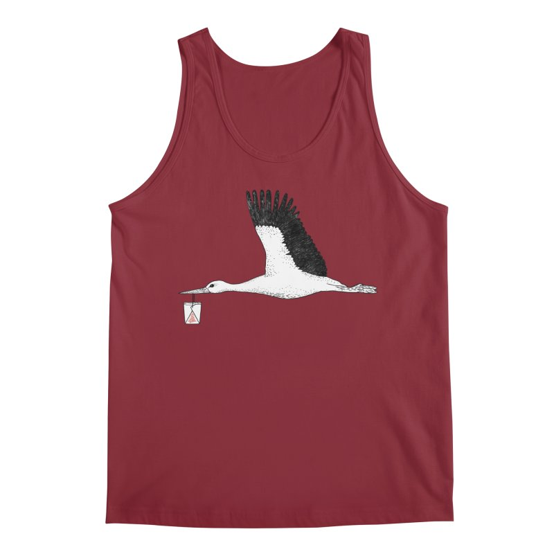 Special Delivery Men's Tank by Martina Scott's Shop