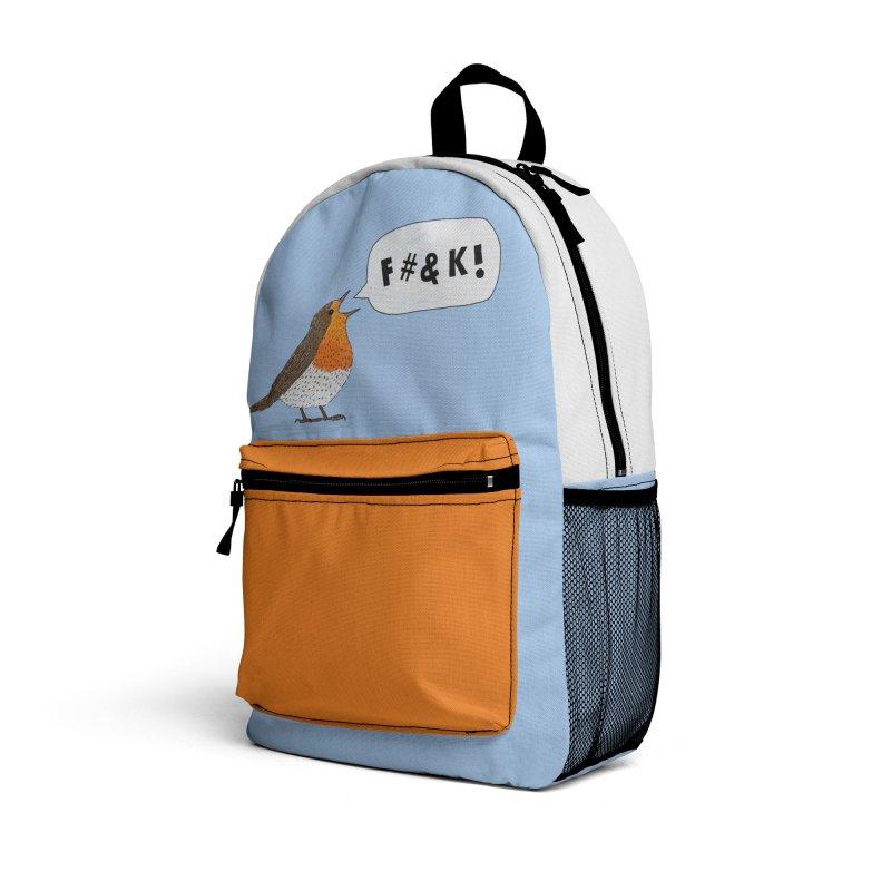 Fuck Robin Accessories Bag by Martina Scott's Shop
