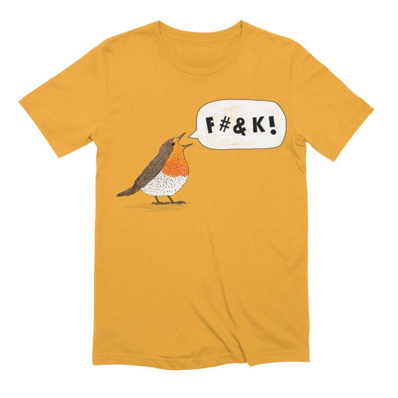 Fuck Robin Men's Extra Soft T-Shirt by Martina Scott's Shop
