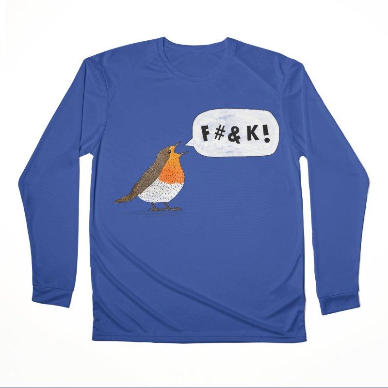 Fuck Robin Men's Longsleeve T-Shirt by Martina Scott's Shop
