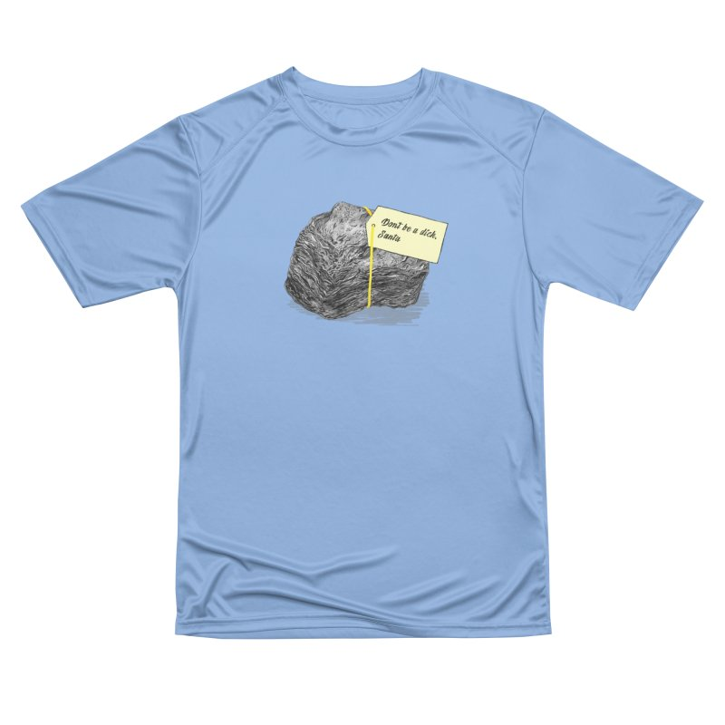 Don't Be A Dick Men's Performance T-Shirt by Martina Scott's Shop
