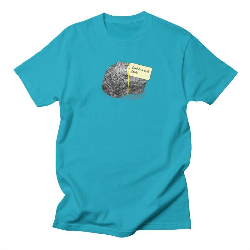Don't Be A Dick Men's Regular T-Shirt by Martina Scott's Shop