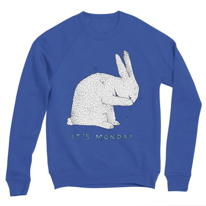 Monday Tears Men's Sweatshirt by Martina Scott's Shop