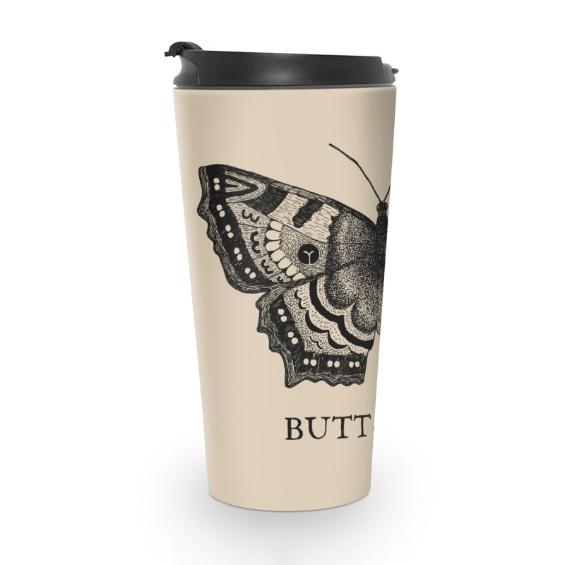 Butt-erfly Accessories Mug by Martina Scott's Shop