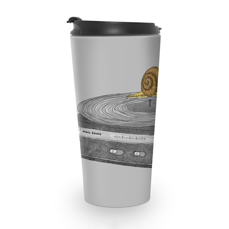 Slow Jamz Accessories Travel Mug by Martina Scott's Shop