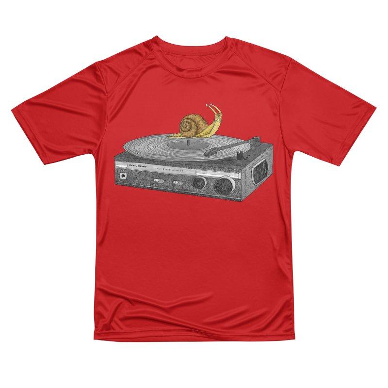 Slow Jamz Men's Performance T-Shirt by Martina Scott's Shop