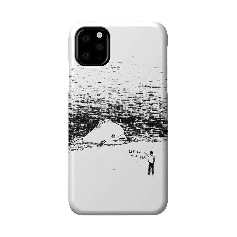 Get In The Sea Accessories Phone Case by Martina Scott's Shop