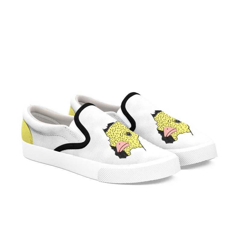 Heeere's Chicky Men's Shoes by Martina Scott's Shop