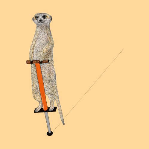 Design for Meerkat on a Pogo Stick