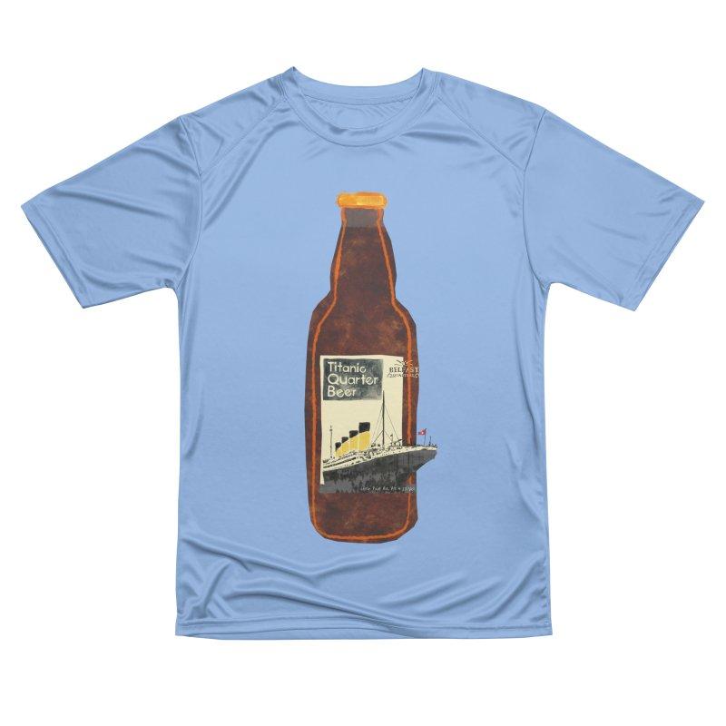Titanic Quarter Beer Women's T-Shirt by Martina Scott's Shop