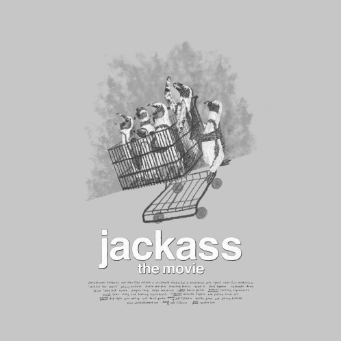 Design for Jackass The Movie