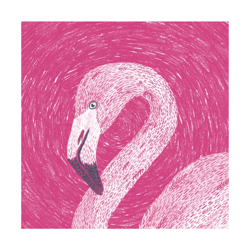 Flamingo Accessories Phone Case by Martina Scott's Shop