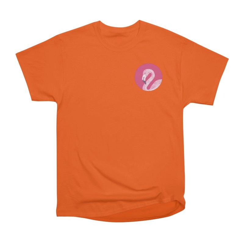 Flamingo Women's T-Shirt by Martina Scott's Shop