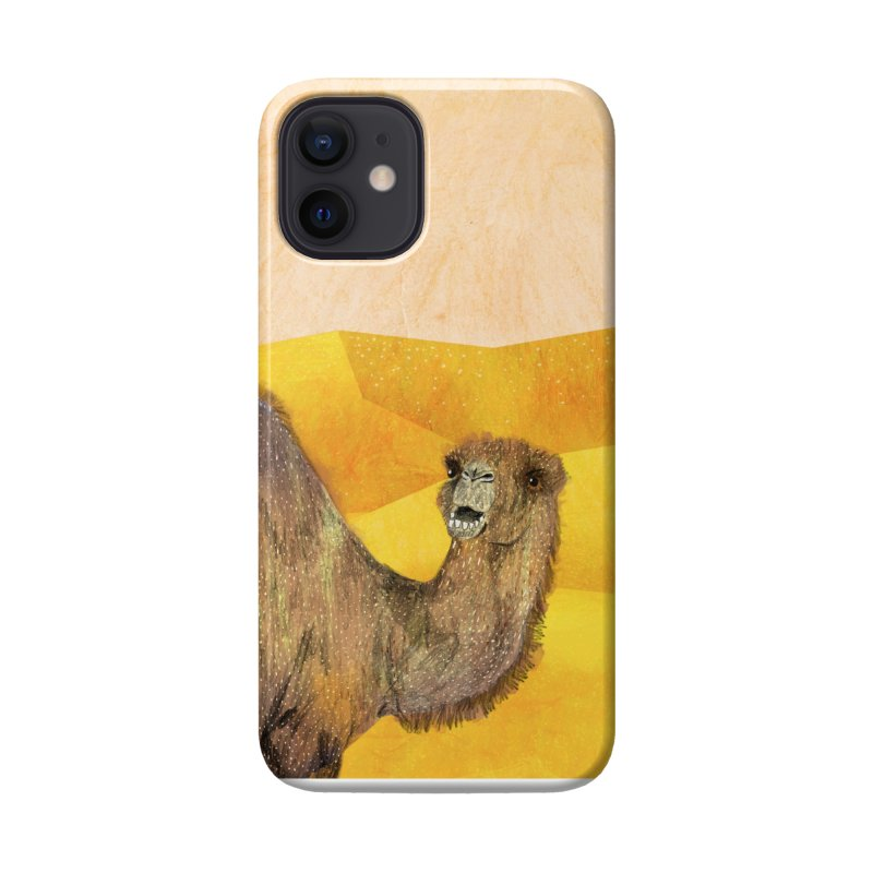 Camel Accessories Phone Case by Martina Scott's Shop