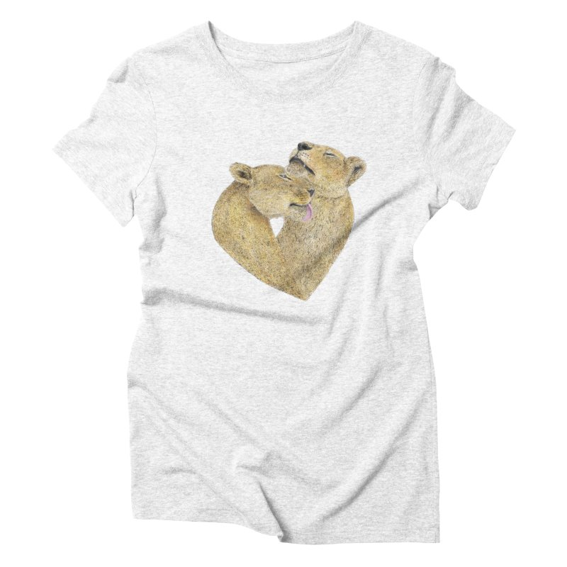 Lioness Lovers   by Martina Scott's Shop
