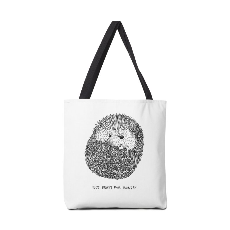 Not Ready For Monday Accessories Bag by Martina Scott's Shop