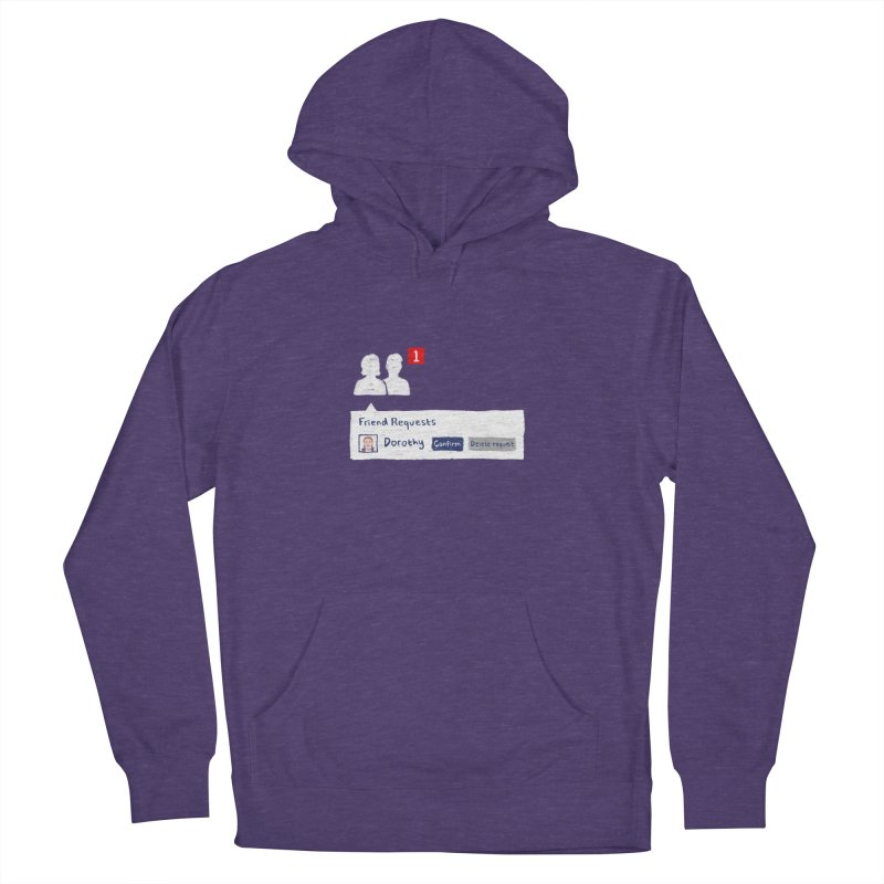 Friend of Dorothy Men's Pullover Hoody by Martina Scott's Shop