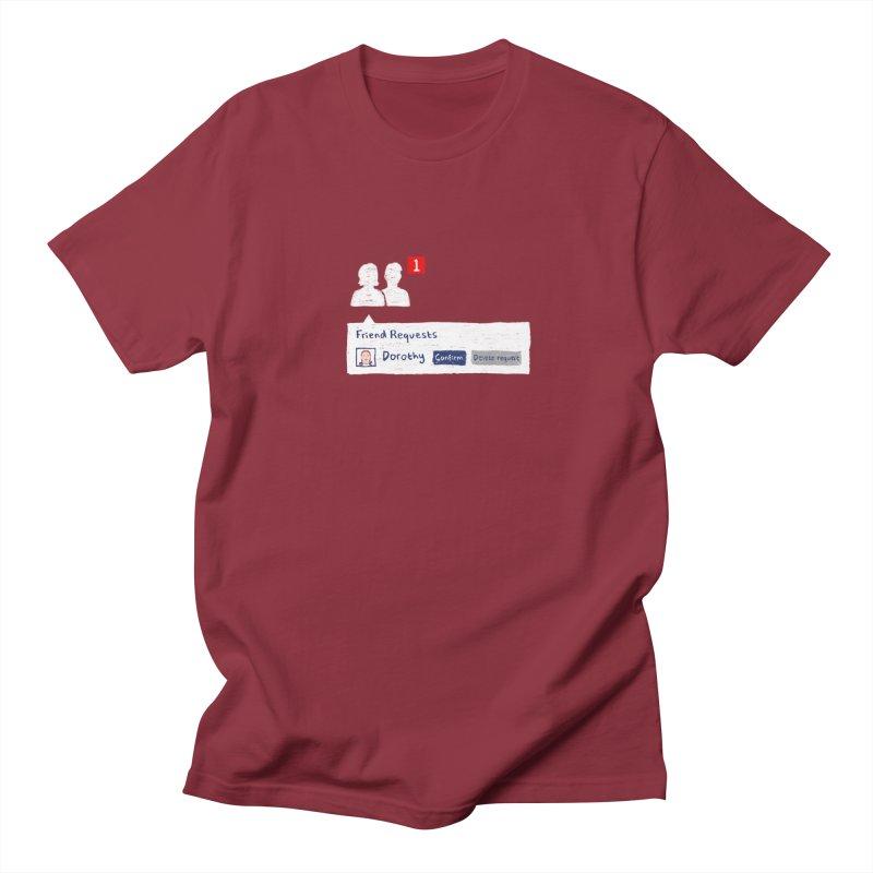 Friend of Dorothy Women's Unisex T-Shirt by Martina Scott's Shop