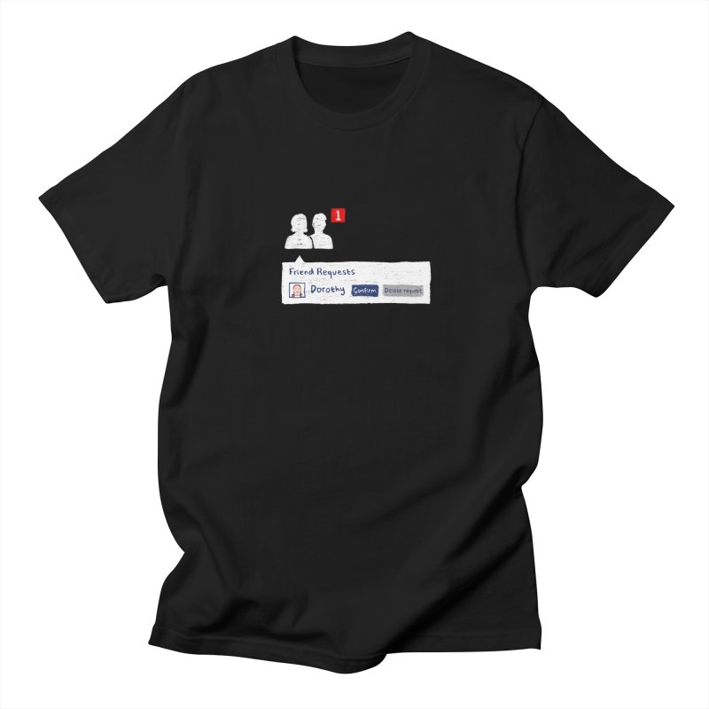 Friend of Dorothy Men's T-shirt by Martina Scott's Shop
