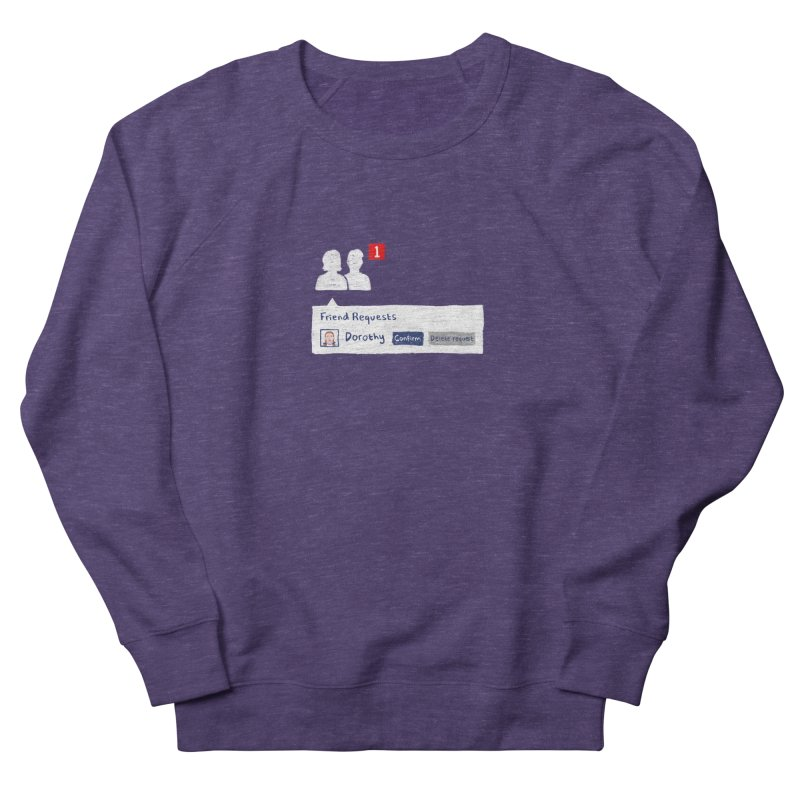 Friend of Dorothy Women's Sweatshirt by Martina Scott's Shop