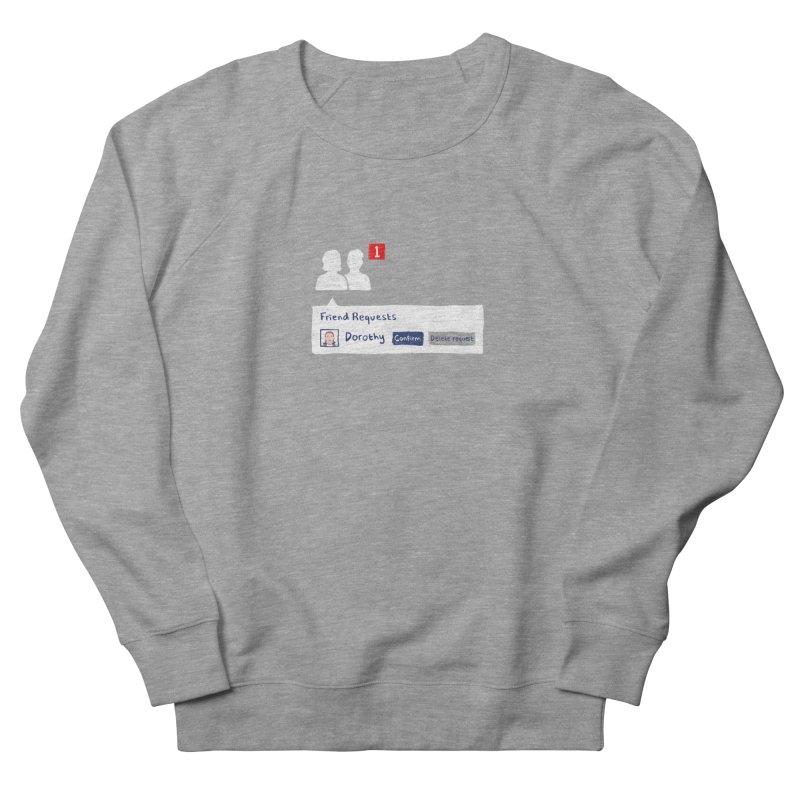 Friend of Dorothy Men's Sweatshirt by Martina Scott's Shop