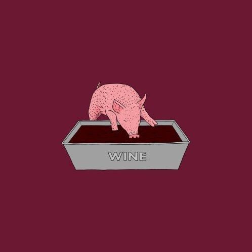 Design for Wine Pig