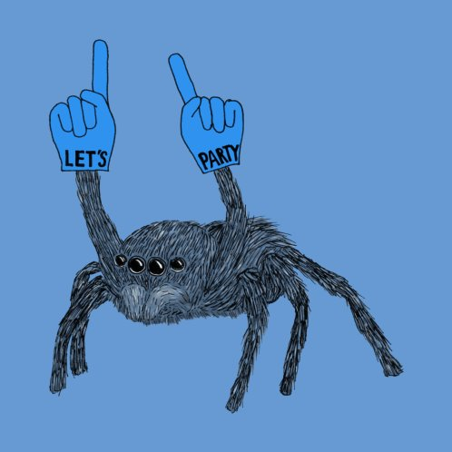 Design for Party Spider