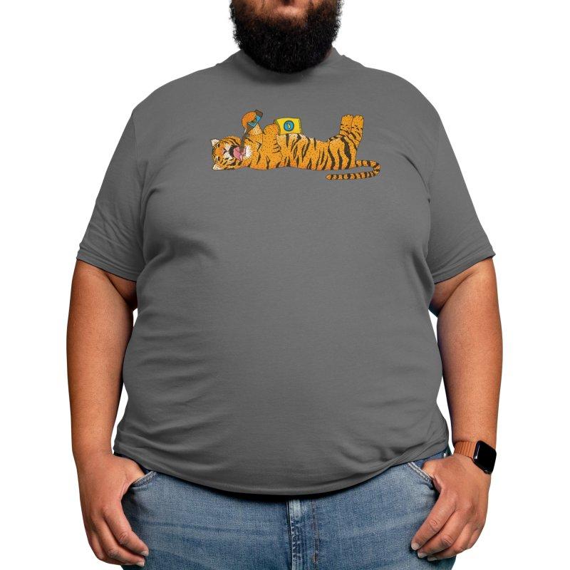 Living The Wild Life Men's T-Shirt by Martina Scott's Shop