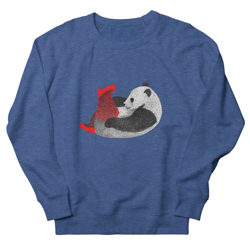 Party Panda Men's Sweatshirt by Martina Scott's Shop