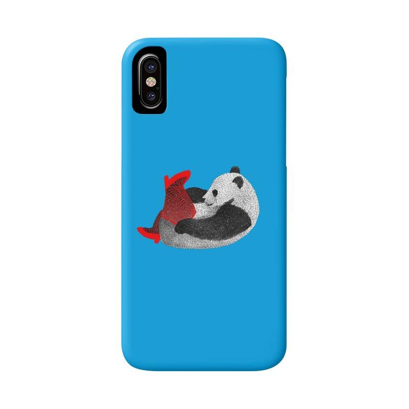 Party Panda Accessories Phone Case by Martina Scott's Shop