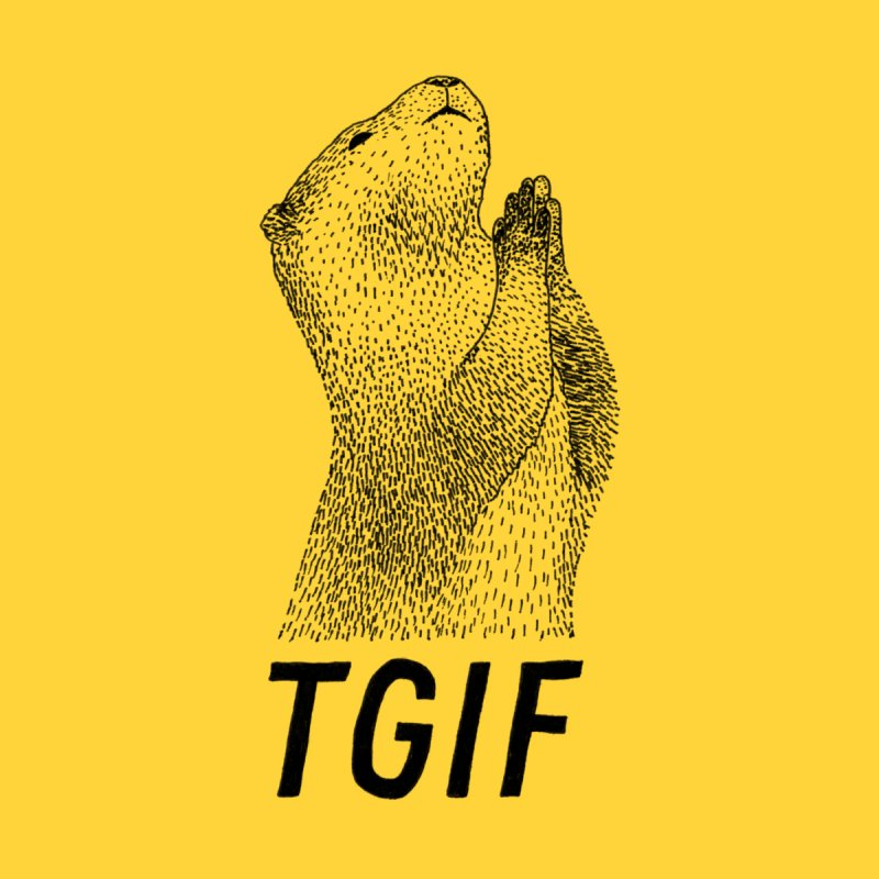 TGIF by Martina Scott's Shop