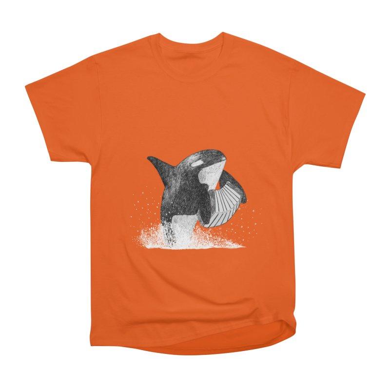 Orcordion Men's Heavyweight T-Shirt by Martina Scott's Shop
