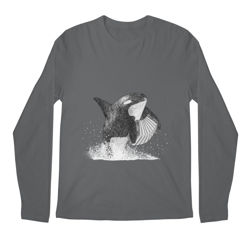 Orcordion Men's Longsleeve T-Shirt by Martina Scott's Shop