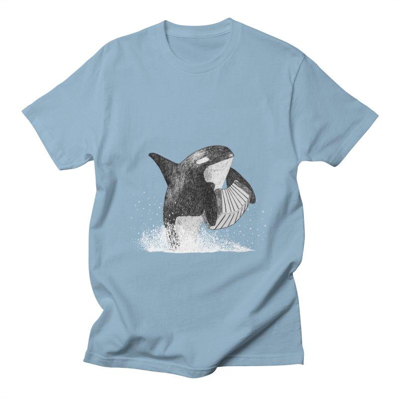 Orcordion Men's T-Shirt by Martina Scott's Shop
