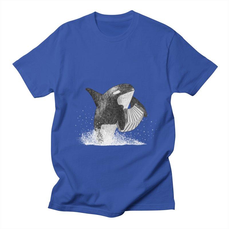 Orcordion Women's Unisex T-Shirt by Martina Scott's Shop