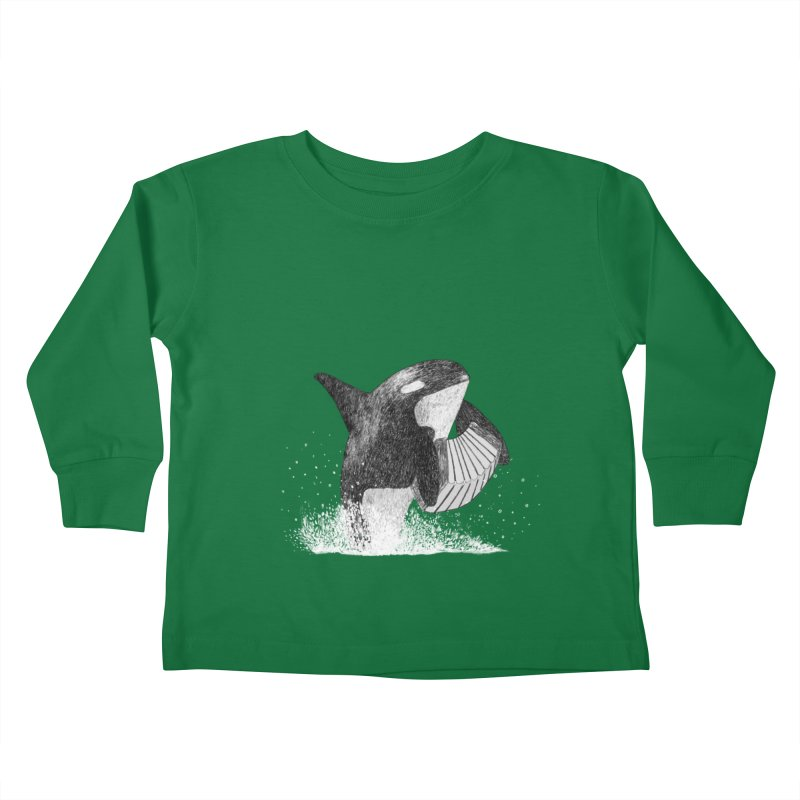 Orcordion Kids Toddler Longsleeve T-Shirt by Martina Scott's Shop