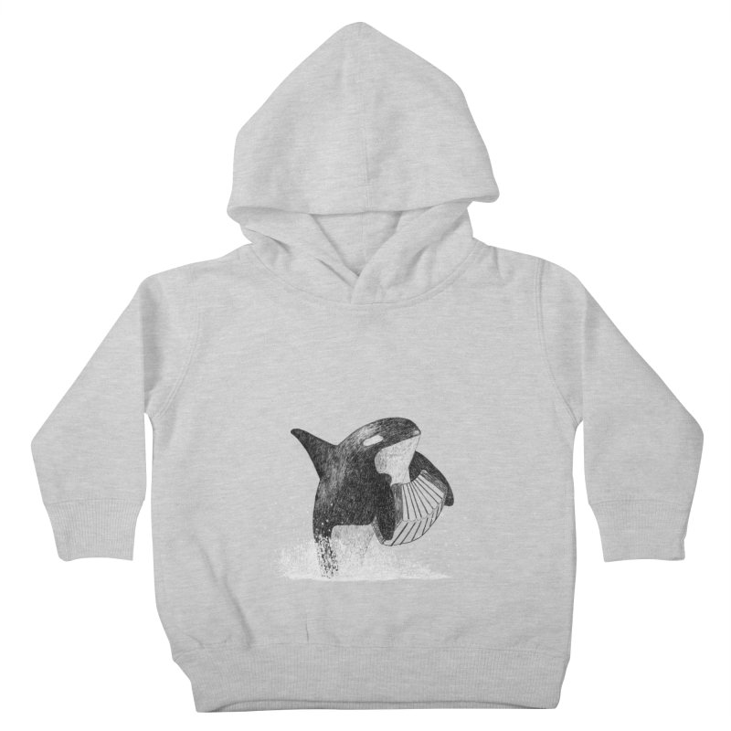 Orcordion Kids Toddler Pullover Hoody by Martina Scott's Shop