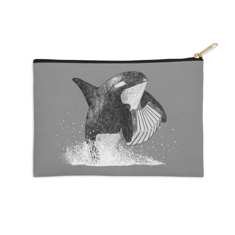 Orcordion Accessories Zip Pouch by Martina Scott's Shop