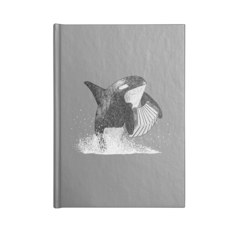Orcordion Accessories Notebook by Martina Scott's Shop