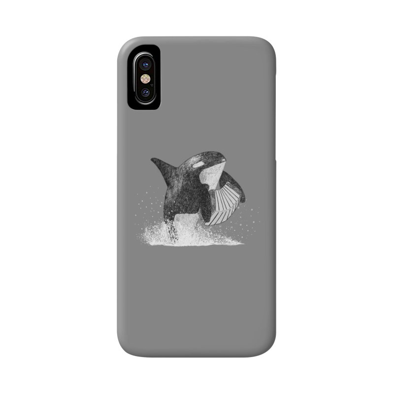 Orcordion Accessories Phone Case by Martina Scott's Shop
