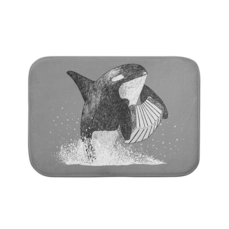 Orcordion Home Bath Mat by Martina Scott's Shop
