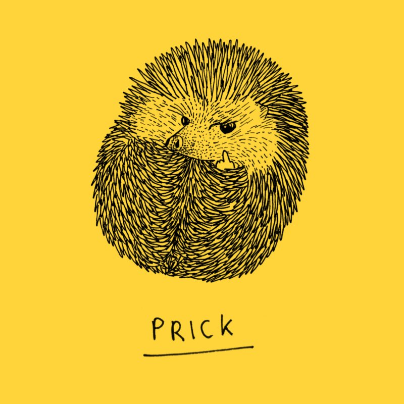 Prick by Martina Scott's Shop
