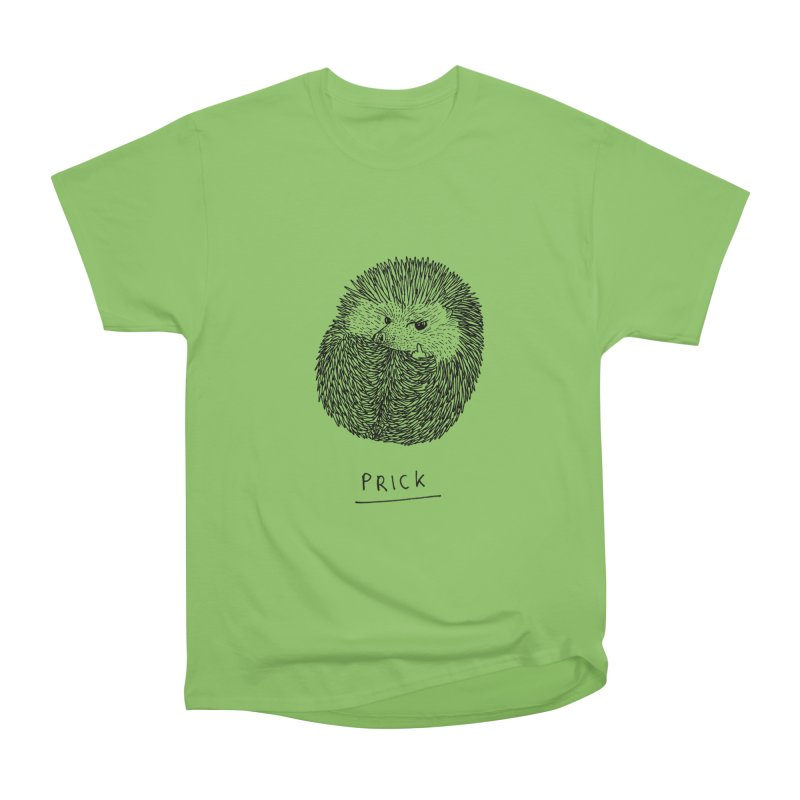 Prick Men's Heavyweight T-Shirt by Martina Scott's Shop